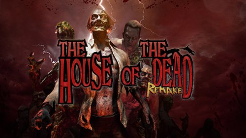 The House of the Dead: Remake confirmed for Switch, debut trailer and screenshots - Gematsu