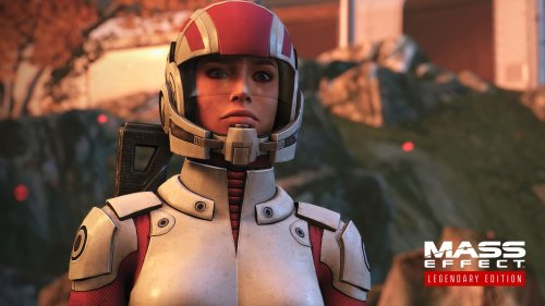 Mass Effect Legendary Edition details visual improvements - Gematsu