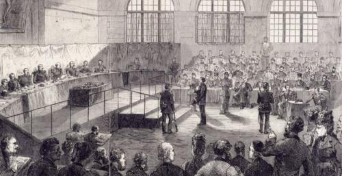 Conseils de guerre de la Commune de Paris : Inventaire des dossiers des condamnés (1870-1873) - GénéalomaniaC