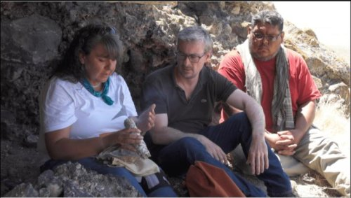 Ancient Human Genomes Reveal Peopling of the Americas