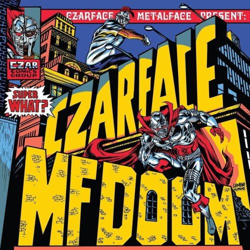 Czarface Announces New Joint Project With MF DOOM 'Super What?' Dropping This Week