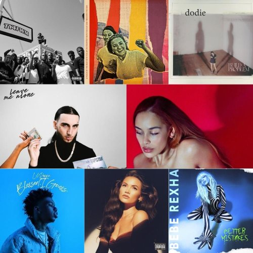 What's Up Next: Here's Every Album Dropping In May