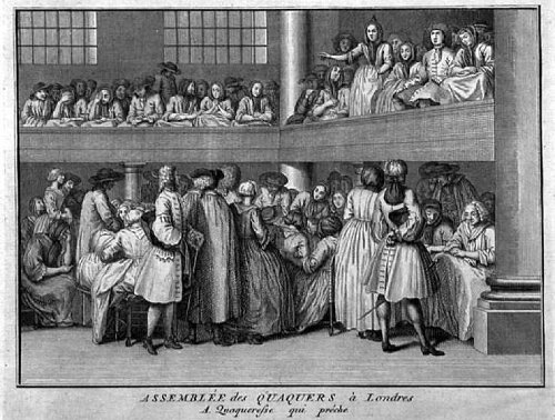 Quakers: The faith forgotten in its hometown