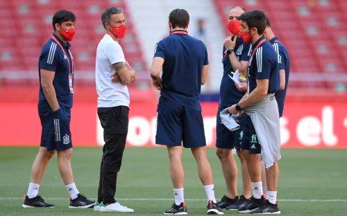 Zitterpartie für Spaniens Trainer: Ein weiterer seiner Spieler wurde positiv auf Corona getestet