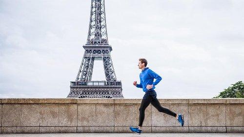 Unglaubliche Verwandlung: Nerd wird zum begeisterten Jogger