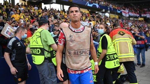 Dieser Schuss hat gesessen: Ronaldo schießt Platzwart in die Bewusstlosigkeit