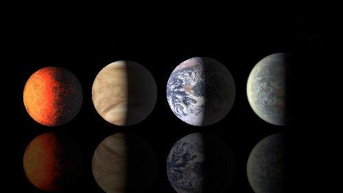 Venus: Der längste Tag in unserem Sonnensystem dauert länger als ein Jahr