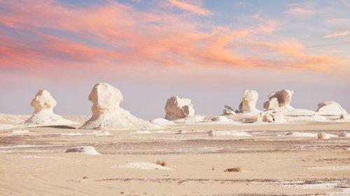 Die schönsten Wüsten der Welt in Bildern
