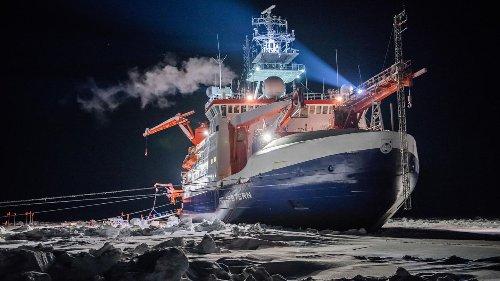 Arktis zog sich 2020 schneller zurück als je zuvor