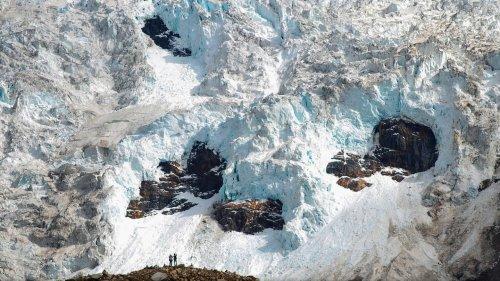 15.000 Jahre alt: Unbekannte Viren im Gletschereis entdeckt