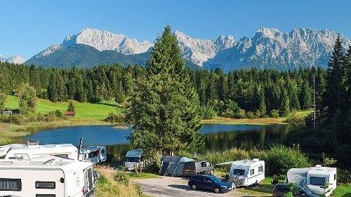 Experten empfehlen: Zehn traumhafte Campingplätze in Deutschland