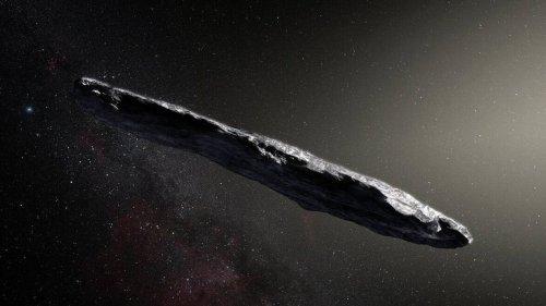 Oumuamua: Fliegendes Rätsel im Weltall