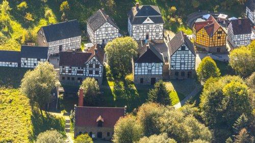 Die schönsten Freilichtmuseen in Deutschland