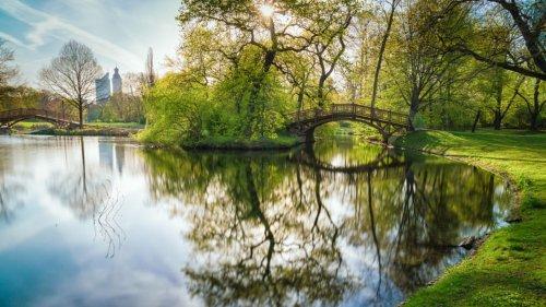 Die schönsten Stadtparks in Deutschland