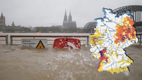 Hitze, Dürre und Starkregen in Deutschland: Was kommt auf welche Region zu?