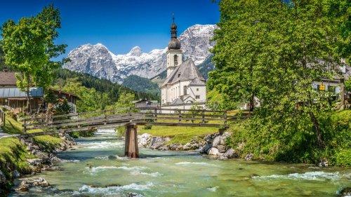 An diesen Orten zeigen sich die Bayerischen Alpen von der schönsten Seite