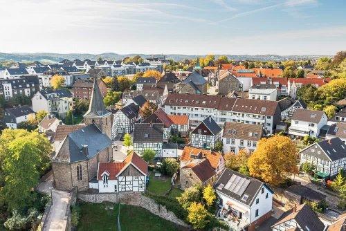 Wandern: Herbstgenuss auf der Burg Blankenstein & am Kemnader See