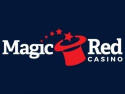 110 Free Spins at Magic Red Casino