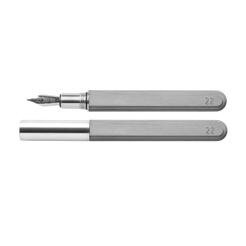 Concrete Fountain Pen - Gessato Design Store