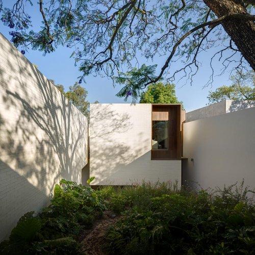Housing in Amatepec