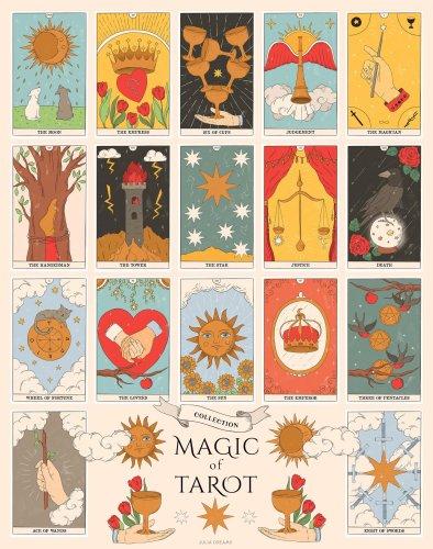 Julia Dreams: Magic of Tarot Collection