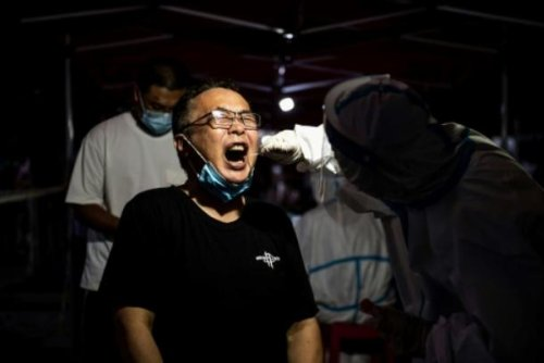 Neue Höchstwerte bei Infektionszahlen nach Corona-Massentests in China