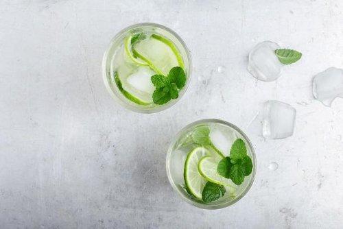 Eisgekühlt: Grüner Tee für Frühling und Sommer