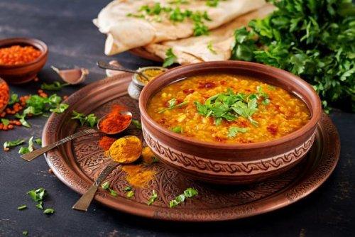 Linsen-Curry – leckerer Immunbooster