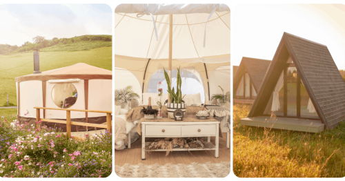 Comfortably Wild Book Review: Guide To The Best Glamping Destinations In North America