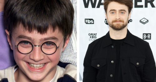 What Daniel Radcliffe looks like now on Harry Potter's 41st birthday