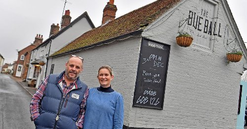 Berkshire pub owners prepare to welcome back punters: 'We can't wait'