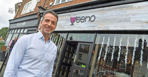 Wine bar and restaurant chain Veeno opens new Surrey branch