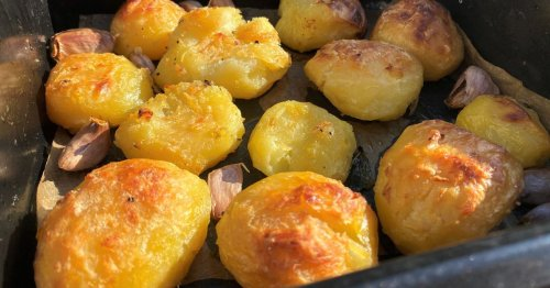 Jamie Oliver's 'best roast potato' recipe tried and tested