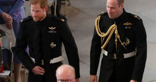 Prince Harry's constant 'teases' at William over his future