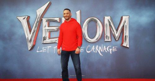 Tom Hardy's Surrey links as his new movie Venom hits the cinemas