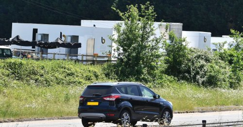 Mysterious filming at Surrey farm as multiple vehicles spotted