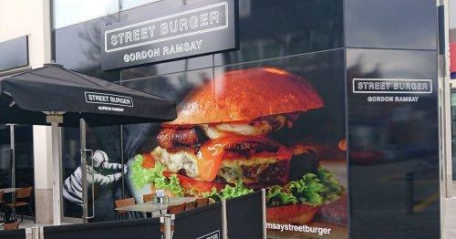 A Gordon Ramsay Burger Restaurant Is Opening In Reading Flipboard