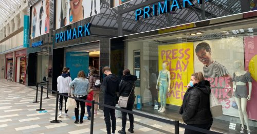 Primark Home launch date announced for store near Surrey