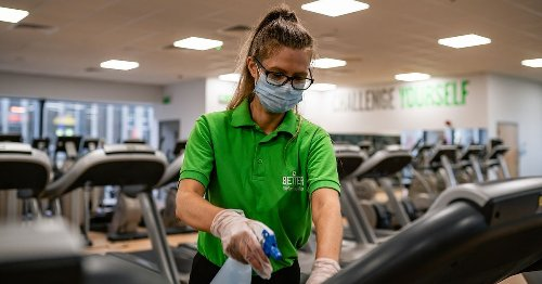 Epsom leisure centre hails 'encouraging start' ahead of further reopening
