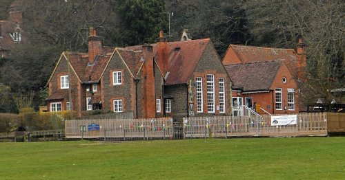 JM Barrie's former Surrey house where real-life Peter Pan stayed