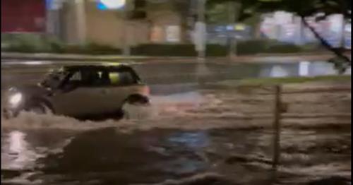 Flooding blocks or closes several Surrey roads - live updates
