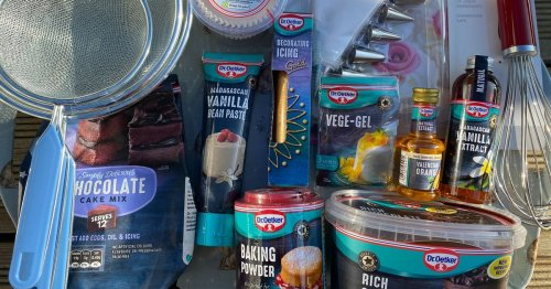 12 baking essentials for a Great British Bake Off showstopper