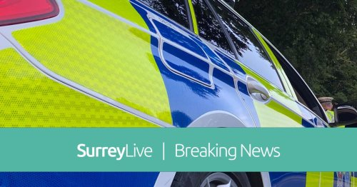 Accident involving motorbike closes A24 carriageway