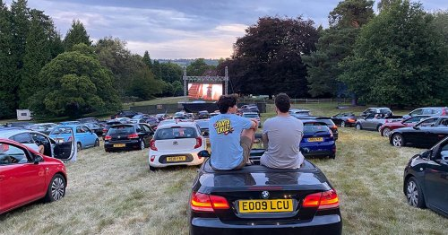 First-ever UK drive-in Glastonbury experience to be held in Surrey