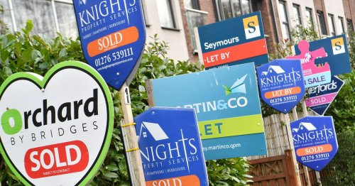 The salary you need to buy a first home in 11 key Surrey towns