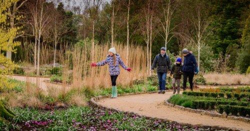 The enchanting Gruffalo trail at Kew Gardens 30 minutes from Surrey