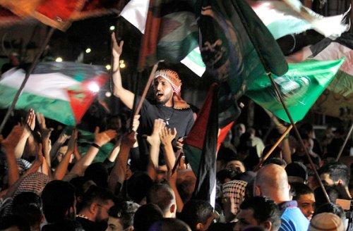 Manifestazioni di Hamas