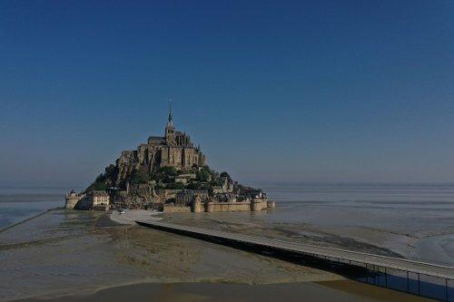 """""""Le Mont-Saint-Michel"""" in Normandy"""