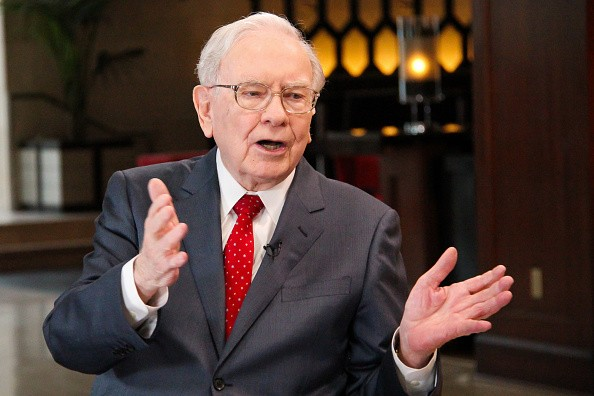 Warren Buffett, $89.3 billion