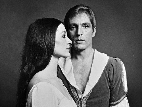 Carla Fracci e Erik Bruhn in Romeo e Giulietta, 1967